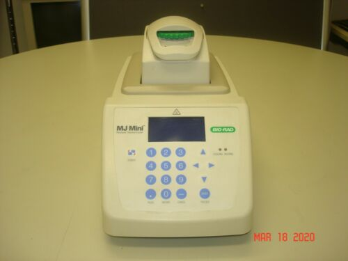 BIO-RAD PTC-1148 MJ MINI PERSONAL THERMAL CYCLER 48 WELL GRADIENT