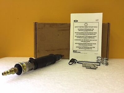 Sioux Tool 1st2208q 14 1100 Rpm 35 In-lb 90 Psi Pneumatic Air Screwdriver