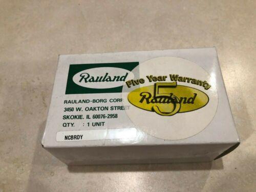 Rauland Borg Responder IV, 4 Bed Ready, NCBRDY Device, Nurse Call