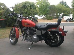 Harley Davidson, Sportster, 1200, 12/1992 Waramanga Weston Creek Preview