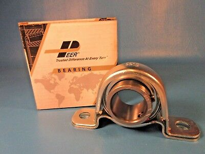 Peer Fhsppz205-16-il Pillow Block Pressed Steel 1 Inch Ball Bearing Fhs205-16