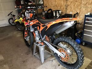 Ktm 450sxf Ryan Dungey Factory Edition