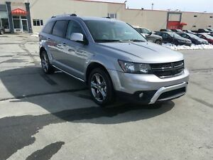 Dodge Journey Crossroad A W D, CUIR , TOIT, NAV