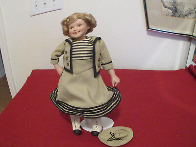 Shirley Temple Costume ( Shirley Temple Elke Hutchens Doll c1998