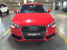 2011 Audi A1, Automatic, Red, 1.4L Turbo Engine Greenwich Lane Cove Area Preview
