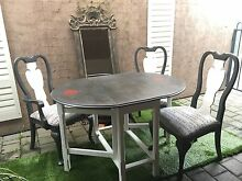 Dropside Table with Chairs (SOLD PPU) Ellenbrook Swan Area Preview
