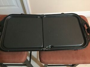 Rival Griddle (Fold & Store)