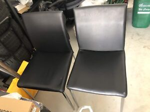 Struct Tube Dinning Chairs