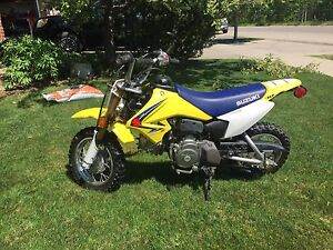 2008 DRZ-70 Very Low Hours (same as crf 50)