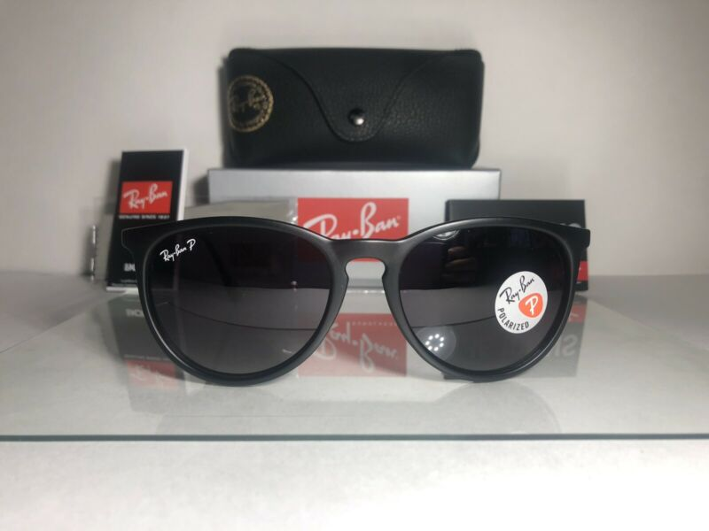 54MM GRAY GRADIENT RAY-BAN ERIKA SUNGLASSES