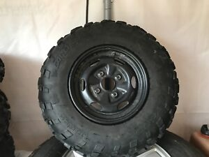 750 king quad wheels and tires