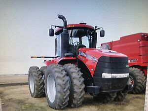 Selling Unreserved!!! 2011 CASE IH Steiger 350 HD 4wd Tractor