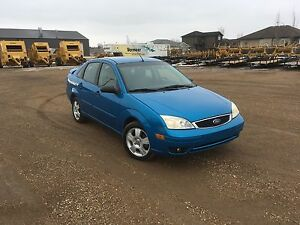 07 Ford Focus SES 5 speed manual 136km
