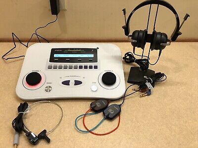 Amplivox 270 2 Channel Clinical Audiometer W 3 Year Warranty