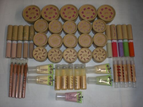GEOGIRL Makeup Cosmetics Wholesale Resale Party Favors Gifts Uncarded Lot of 50