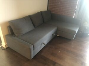 Superb Ikea Holmsund Sectional Storage Sofa Bed Couches Futons Machost Co Dining Chair Design Ideas Machostcouk