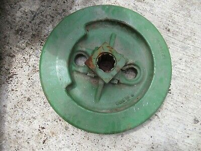 John Deere 720 730 Gas Lp Taper Loc Flywheel F2630r