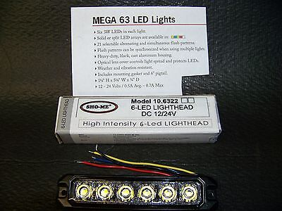 Sho-me Mega 63 10.6322aw Led Surface Mount Light Head
