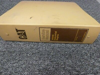 Caterpillar Cat 3054c Industrial Engine Shop Service Repair Manual Sn 3341-up