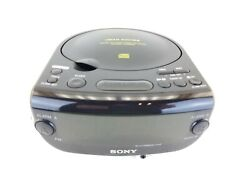 Sony Dream- Machine FM/AM CD Dual Alarm Clock Radio ICF-CD815