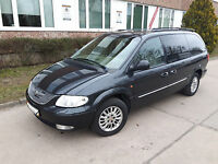 Chrysler Grand Voyager 3.3 Limited 1.HAND 6-Sitz. 8x Ber.