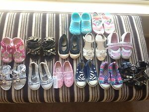 BULK LOT MIXED SIZE KIDS SHOES -NEW and EUC Medowie Port Stephens Area Preview