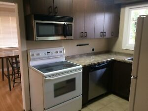 Furnished 2 Bedroom Main Floor Suite (Utilities Included)