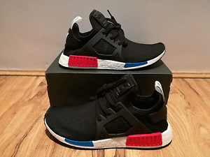 Adidas Nmd Xr1 Pk Black OG US 7.5, 9.5, 11 Canning Vale Canning Area Preview
