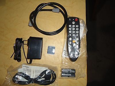 Comcast Xfinity Ac Adapter  Remote And Ir Sensor Only For The Dc50xu Cable Box