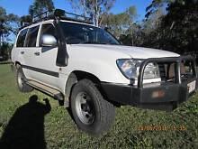 2002 Toyota LandCruiser Wagon GXL Diesel Belmont Brisbane South East Preview