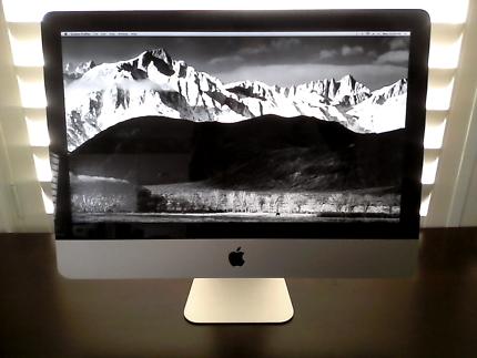 """iMac:21.5"""":2009:8gb ram:1TB HDD"""