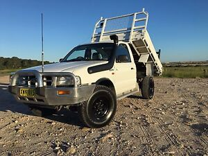 Ford courier 4x4 tdi Cranebrook Penrith Area Preview