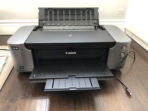 Canon Pixma Pro 100 - Professional Photo Printer - incl. Paper