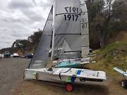 NS14 Tequila 99 Sailing Dinghy Hobart CBD Hobart City Preview