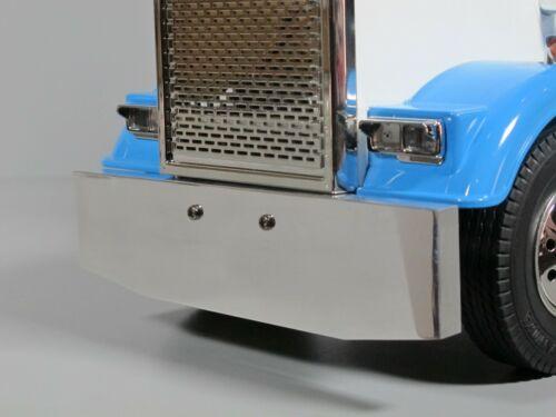 Aluminum Front Bumper Tamiya 1/14 Semi King Grand Knight Hauler Globeliner Truck