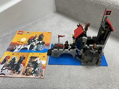 Vintage LEGO Castle Set 6075 Wolfpack Tower