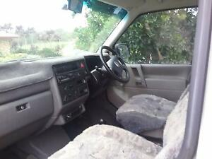 2001 Volkswagon transporter Mount Samson Pine Rivers Area Preview
