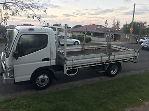 2006 Mitsubishi Canter drop side tray truck diesel full year rego Merrylands Parramatta Area Preview