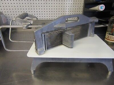 Lincoln Tomato Slicer 0643n Used A20