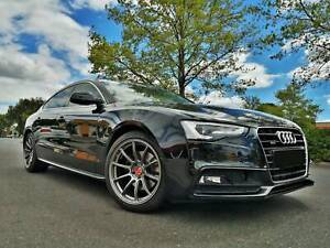"""(Audi) G.MAX Flow Forged 18"""" Wheels and Tyres Mitcham Whitehorse Area Preview"""