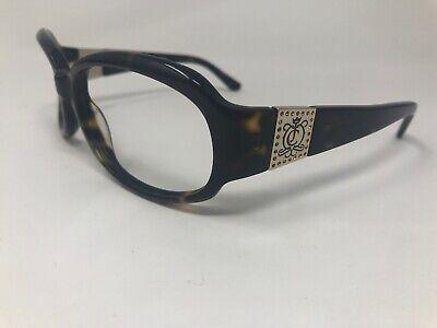 "JUICY COUTURE ""Mary Jane"" Sunglasses Frame 59-18-125 Havana Tortoise/Gold PY64"