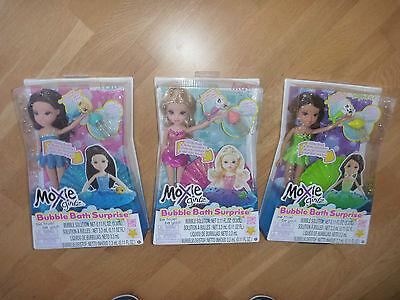 Moxie Girlz - Bubble Bath Surprise Badewanne Seifenblasen Puppe  Lexa.  Neu (Moxie Girlz Puppen)