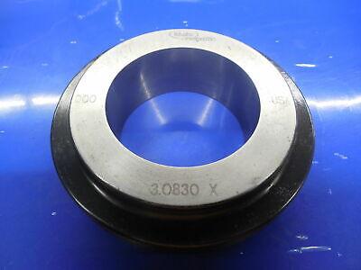 3.0830 Class X Master Plain Bore Ring Gage 3.0938 -.0108 Undersize 3 332 78.308