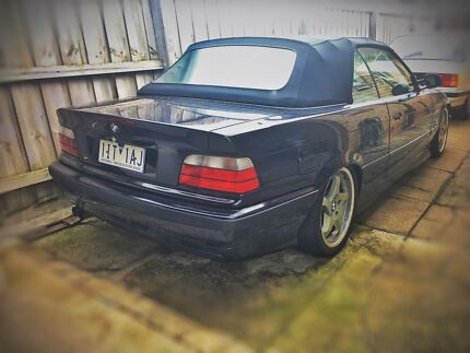 Wanted: E36 bmw convertible