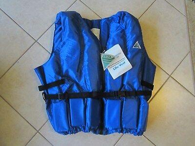 Used, Delta DesignsMaxi LifeVest PFD Jet Ski Wake Board, Paddle Board # 609 X-LG for sale  Naples