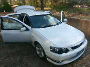 2004 BA XR6 MKII (Manual)  Mount Barker Plantagenet Area Preview