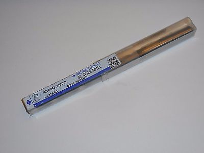 New Mdw04375hgs8 Sumitomo Electric 716 Carbide Drill Through Coolant