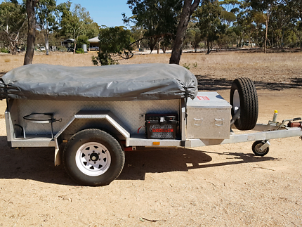 Off road camper trailer Kelmscott Armadale Area Preview