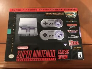 Super Nintendo mini (SNES mini)