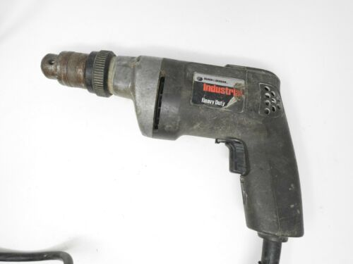 "Black & Decker Industrial Heavy Duty Corded 3/8"" VSR Scrudrill (1575) 120V"